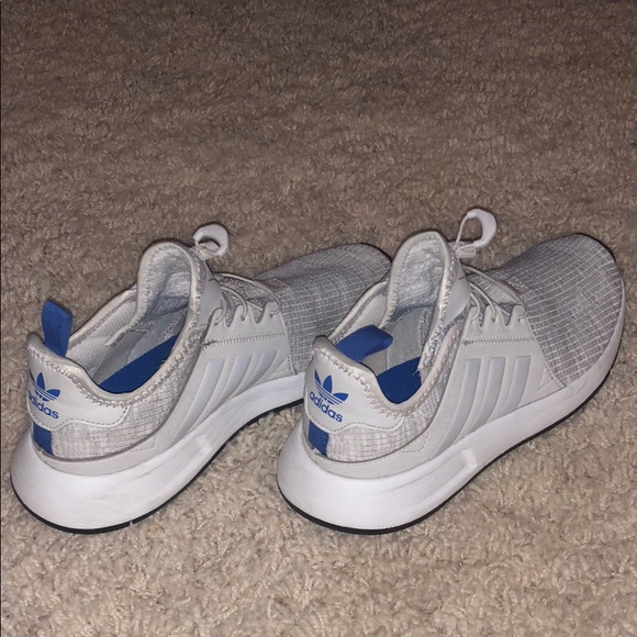 Adidas running shoes, youth size